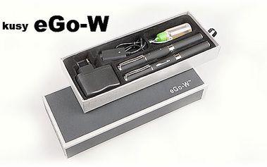 2x E-cigareta eGo-W! 1100mAh je To nejlepší, co se dá na trhu v ČR koupit v oblasti e-kouření a poštovným v ceně !