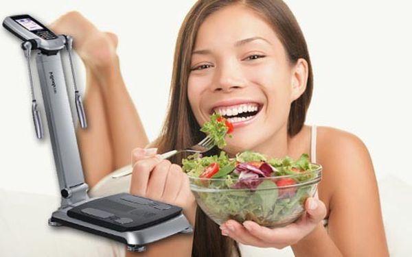 Analýza těla přístrojem InBody230. Zjistěte, zda je Vaše dieta, liposukce či trénink efektivní!