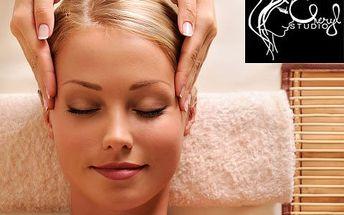 60minutové omlazující ošetření pleti laserem a masáž s 65% slevou!