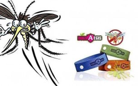 Jen 49 Kč za 4 kusy repelentních náramků, které Vás ochrání od komárů včetně poštovného!