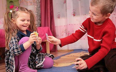 6 česko-anglických pexes. Naučte děti zábavnou formou 210 nových slovíček.