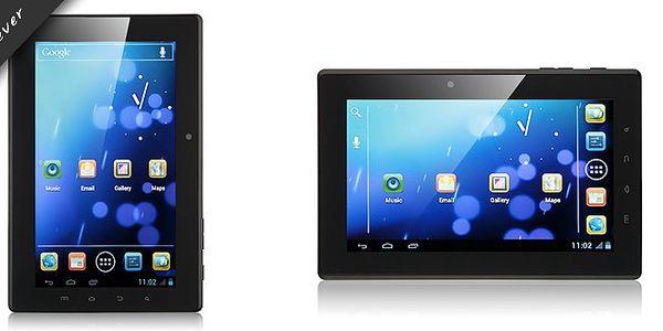 Buďte vždy napřed s tabletem Hyundai a470! Teď ho můžete mít se slevou 45% jen za skvělých 2550 Kč!