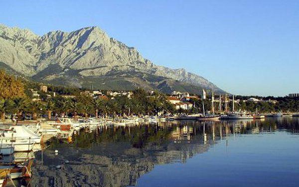 10denní zájezd do Chorvatska od 4980 Kč! Včetně dopravy a plné penze!