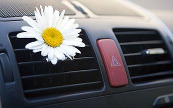 RECYKLACE CHLADIVA s čištěním a desinfekcí KLIMATIZACE Kompletní recyklace chladiva, čištění a desinfekce klimatizace, vyčištění schránky pylového filtru, vyčištění prostoru pod stěrači. Připravte své auto na léto.