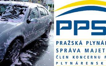 Permanentka na 3 mytí vozidel ve ZBRUSU NOVÉ nonstop mycí lince Pražské plynárenské za 299,-! Program aktivní mytí (oplach, šampon, kola, oplach, vosk, sušení) do konce července 2012. KVALITNÍ ŠETRNÉ KARTÁČE JSOU ZÁRUKOU PERFEKTNÍHO UMYTÍ!