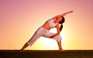 Jen 70 Kč za lekci jógy na Andělu v nově otevřeném Domě Jógy. Na výběr jsou všechny druhy cvičení s 50% slevou!