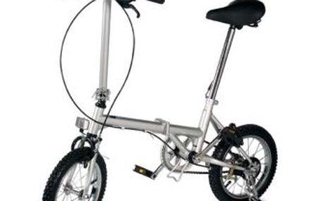 Praktické skládací kolo i s taškou nyní jen za 5600 Kč, s doručením k Vám domů v ceně kuponu!