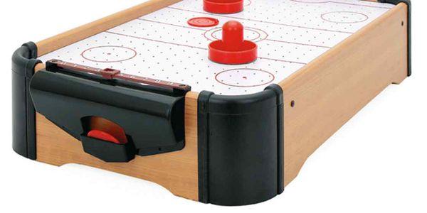 Novinka! Bombastická stolní hra Air Hockey, která zabaví celou rodinu! Zlevněno o 69%, k dispozici pouze 50 kusů!!!