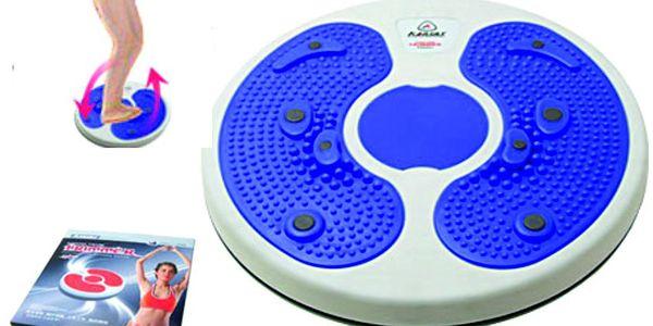 Populární fitness přístroj TWISTER za 299 Kč! Posilujte zádové a šikmé břišní svaly! Plavky volají!!!