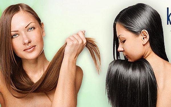90minutové ošetření vlasů Kapyderm s okamžitým účinkem. Zamezí vypadávání vlasů a ozdraví pokožku hlavy. Krásná asilná hříva na počkání!