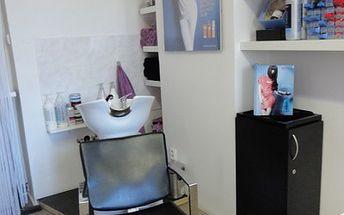 Jen 255 Kč za mytí, regeneraci vlasů, střih, foukanou a závěrečný styling v příjemném prostředí salonu Beauty!