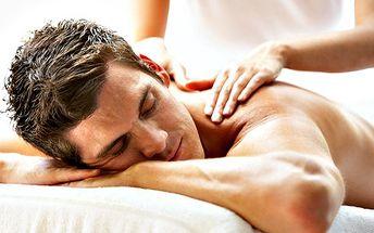 60 minut pro vaše ztuhlé svaly. Sportovní masáž uvolní napětí v těle a prospěje i psychice. Udělejte pro sebe něco blahodárného!