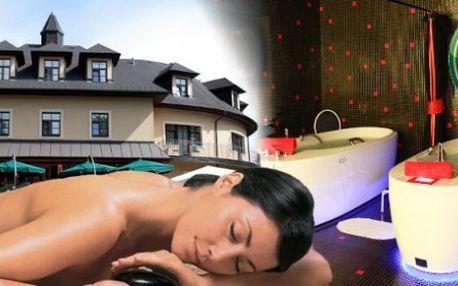 BALNEO PREMIUM - 3 denní pobyt plný wellness/balneo procedur pro 2 osoby, platnost do 16.12.2012 v ceně inhalace, zábaly a koupele, MARIÁNSKÉ LÁZNĚ