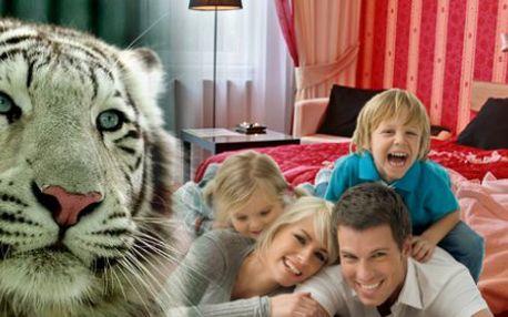 HIT LÉTA S VÝLETY - 6 denní speciální letní pobyt pro 2 osoby v Parkhotelu Morris**** se širokou nabídkou výletů a wellness procedurami, platnost do 16.12.2012