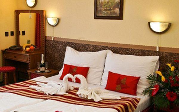 Načerpejtesíly na skvělé dovolené v maďarských lázních? Máme pro Vás pobytpro dvě osoby za 5390 Kč. Vychutnejte si relax v termálních lázních se slevou 51 %!