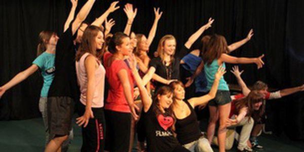 Letní herecký kurz pro děti a mládež o prázdninách (30.7.- 5.8.2012) - **Naučte se hrát! Užijte si týden zábavy s lidmi stejného věku a zájmů. Vést vás budou špičkoví odborníci z praxe!**