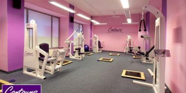 Skvělých 850 Kč za NEOMEZENÉ MĚSÍČNÍ členství ve fit centru určeném pouze ženám! K tomu ZDARMA týden cvičení navíc včetně zaškolení od TRENÉRKY a ZDARMA 60 minut ošetření přístrojem ROLLETIC! Přijďte si zacvičit do Fitness Contours se slevou 53 %!