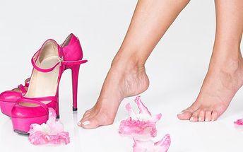 Nehtová modeláž + francouzská manikúra - do jarních botiček s krásnými nehty za skvělou cenu!