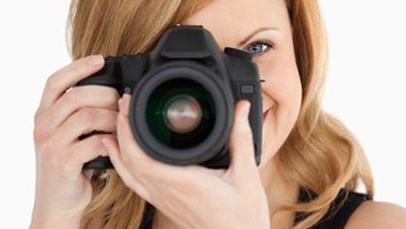 FOTOGRAFICKÝ KURZ: základy fotografování digitální zrcadlovkou Naučte se základy fotografování digitální zrcadlovkou - zákonitosti, ostření, exponování, aj. Vše si vyzkoušíte také v reálu - s profesionální modelkou. Délka kurzu 8 hod.