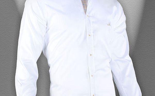 Bílá košile - Paris