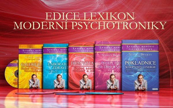 Časově limitovaná edice Lexikon moderní psychotroniky na 5ti unikátních DVD za poloviční cenu!