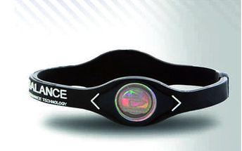 Populární náramky Power Balance v originálním balení za nejnižší cenu na internetu! Buďte v rovnováze jako sportovci!