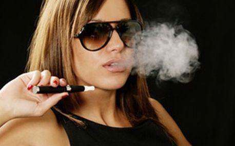 2x ELEKTRONICKÁ CIGARETA EGO-T, 1100 mAh, včetně poštovného 2x kompletní e-cigareta v černé barvě včetně atomizérů a baterií, síťový adaptér, nabíjecí kabel, 2x náustek, manuál a 5x plné TANK cartridge. V ceně poštovné.