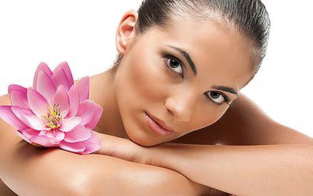 Kompletní kosmetické ošetření pleti českou bylinou kosmetikou 90 - 120 minut se slevou 50%