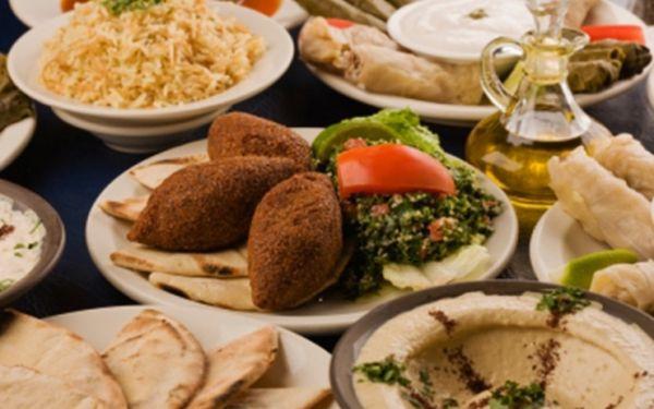 Výjimečná arabská jídla dle Vaší chuti v restauraci Dubai od známých rodilých arabských kuchařů! Veškerá jídla, Whisky a Metaxa se slevou 50% s kupónem za 39 Kč!...