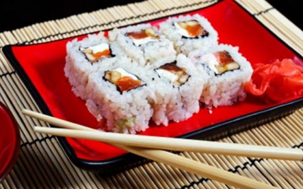 ASIA HOUSE - harmonie chuti oblíbených SUSHI!! Veškerá JAPONSKÁ a KOREJSKÁ jídla s 52% slevou se slevovým kupónem za pouhých 39 Kč!!!...