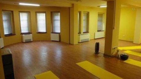 Jen 70 Kč za lekci jógy na Vinohradech v Domě Jógy. Na výběr jsou všechny druhy cvičení s 50% primaslevou!