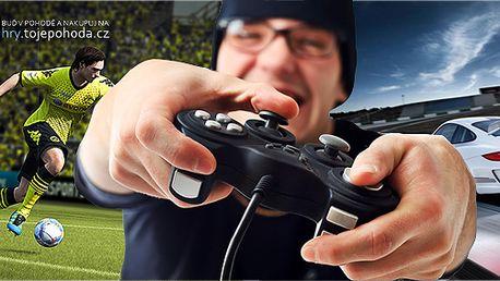 Originální PC herní novinky jako je FIFA 12 CZ, Mass Effect 3, Star Wars: The Old Republic, The Sims 3 a další za neuvěřitelnou cenu!