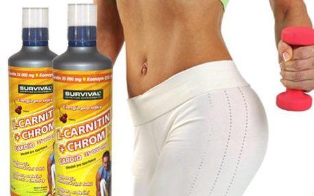 Hubnutí s L-Carnitin! Vyzkoušejte doplněk stravy, který podporuje hubnutí.