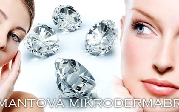 Vrchol možností moderní DERMATOLOGIE přichází z Hollywoodu do Prahy za bezkonkurenčních 299 Kč (původní cena 1390 Kč)! Revoluční péče o obličej: nejnovější generace Diamond peel 3 v 1 + aplikace revolučního KOLAGENOVÉHO séra s okamžitým účinkem. Diamantová mikrodermabraze je velice ÚČINNÁ na vyhlazení vrásek, drobných jizviček, omlazení a celkovou regeneraci pleti.