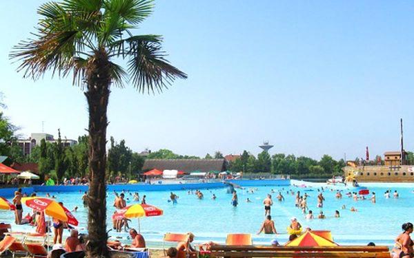 3 nebo vícedenní pobyt v oblíbených maďarských lázních Hajdúszoboszló u Debrecínu. Volný vstup do wellness. Lázně s 19 krytými a otevřenými bazény a spoustou atrakcí!