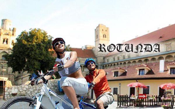 Cyklistický pobyt ve Valticko Lednické oblasti se slevou 30%! V ceně 2359 Kč zahrnuto ubytování pro 2 osoby na 4 dny, snídaně, láhev místního vína a úschova kol!