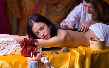 Objevte účinky masáže lávovými kameny! Hodinový relax, který zbaví vaše tělo tuku, škodlivin a stresu, se slevou 53%!