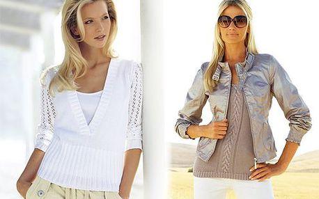 Využite zľavu na značkové oblečenie až do 75%. Kupón sa vzťahuje aj na zlacnené oblečenie, kabelky i topánky!