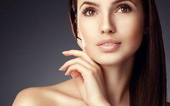 Kompletní kosmetické ošetření. Hloubkové čištění, pleťová maska, úprava obočí, relaxační masáž obličeje a dekoltu a mnohem víc!