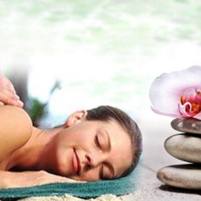 Dopřejte svým zádům pohodlí v podobě rekondiční masáže vč. prohřátí lávovými kameny! 60ti minutová masáž za jedinečnou cenu 250 Kč! Sleva 50%!