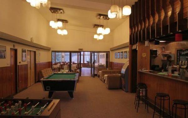 1745,- Kč za týdenní ubytování v horském hotelu Javor! Luxusní lokalita Krkonoš za nádhernou cenu! Sleva 75%!