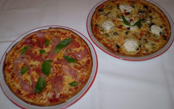 Jen 188 Kč za DVĚ 30cm pizzy + 2x nápoj (nealko, pivo nebo víno) v restaurace Bayer se 40% primaslevou!