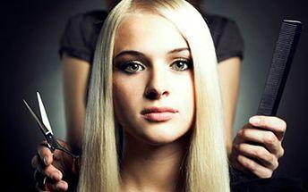 STŘIH pro všechny délky vlasů, úprava i styling Profesionální střih šitý na míru Vaší osobnosti. Balíček kadeřnických služeb obsahuje: mytí, kreativní sestřih podle posledních módních trendů, péči, styling a foukanou.