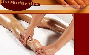 Hodinová ruční lymfatická masáž! Zmírňuje celulitidu, otoky, křeče a ztuhlost svalů!