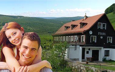 3 - denní pobyt v srdci Krkonoš s polopenzí! Vhodné k rekreaci pro rodiny s dětmi nebo i s domácími mazlíčky!