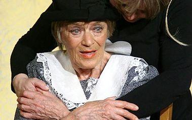 KOMEDIE Poslední šance se Z. Herfortovou, L. Skořepovou aj. Poslední šance - divadelní komedie o životě padesátnice hledající partnera přes inzerát a výměnu bytu. Nečekané zápletky, poslední šance. Herfortová, Skořepová aj.