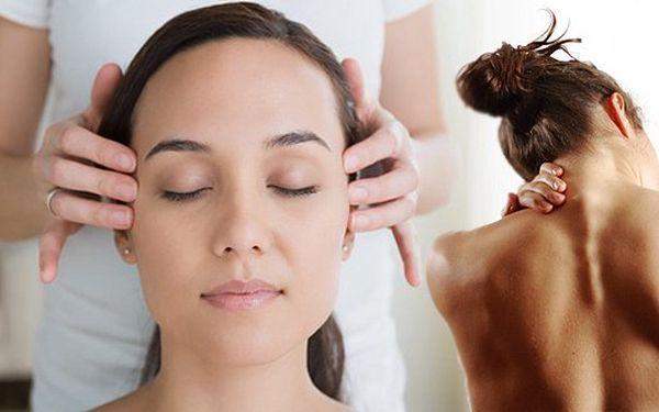 450 Kč za chiromasáž - masáž obličeje, šíje, dekoltu a horní části zad. Zmírní bolest a dokáže odstranit problémy v oblasti páteře!