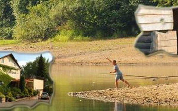 Ubytování na 5 nocí + polopenze v penzionu Mostař u Žermanické přehrady, dítě do 5 let zdarma! - Užijte si krásnou dovolenou u přehrady!