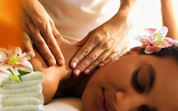 Hodinová masáž šitá na míru podle Vašich přání a potřeb! Využívá prvky klasické masáže, aroma masáže, masáže lávovými kameny, reflexní masáže, relaxační masáže, baňkování. Akční cena 249 Kč místo původních 690 Kč!