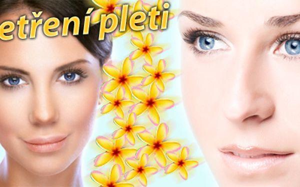 Pouhých 149 Kč za 60-ti minutové kosmetické ošetření pleti multivitaminovými a hypoalergenními produkty!